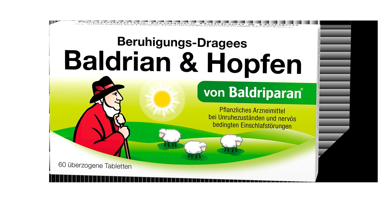 Baldriparan Hopfen DE Packshot
